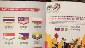 buku panduan be indonesia terbalik di buku panduan sea games malaysia harus minta maaf