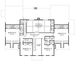 thehousedesigners walnut grove 9756 6 bedrooms and 4 baths the house designers