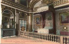chambre louis xiv versailles la chateau la chambre a coucher de louis xiv b