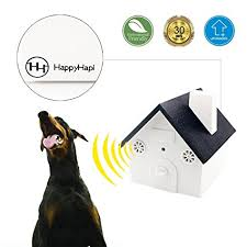 Amazon Ultrasonic Outdoor Anti Barking Deterren Brid House