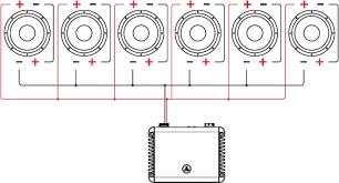 dual voice coil dvc wiring tutorial u2013 jl audio help center