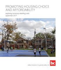 growing dallas u0027 housing options through accessory dwelling units
