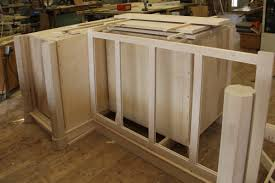 kitchen island construction dorset custom furniture a woodworkers photo journal the kitchen