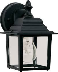 Lantern Style Outdoor Lighting by Builder Cast 1 Light Outdoor Wall Lantern Outdoor Wall Mount