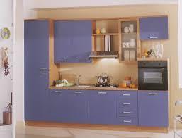 China Kitchen Cabinet Melamine Kitchen Cabinets