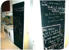 ardoise pour cuisine tableau noir cuisine peinture noir ardoise tableau noir pour cuisine