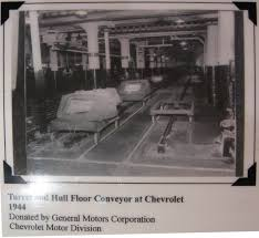 november 2011 buick factory history