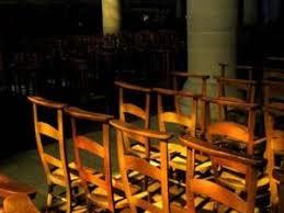 chaise d église chaises et bancs d église par opusrouge