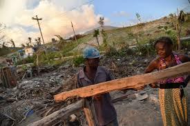 ericq pierre had a dream to reforest haiti then hurricane matthew