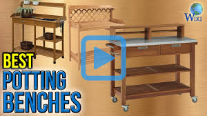 Merry Garden Potting Bench by Top 10 Potting Benches Of 2017 Review