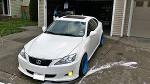 lexus is 250 custom black 18