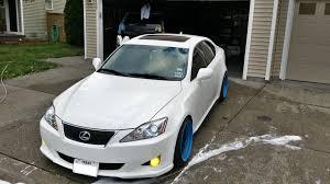 custom lexus is 250 18