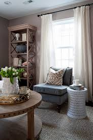 Neutral Curtains Decor Best 25 Living Room Curtains Ideas On Pinterest With Regard To