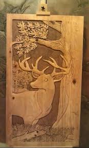 reindeer carving wood carving patterns and techniques