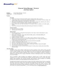 Inside Sales Resume Examples by Job Sales Job Description Resume