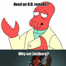 Why Not Zoidberg Meme - need to bring back an old meme why not zoidberg by atarix meme