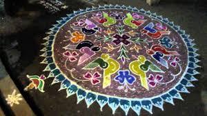 rangoli patterns using mathematical shapes rangoli designs with geometric shapes youtube