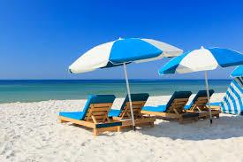 Beach Umbrella And Chair Beach Chair Rentals Turquoise Place