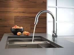Expensive Kitchen Faucets Delta Trinsic Kitchen 15
