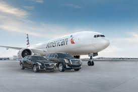 United Airlines American Airlines by American Airlines Cadillac Partner To Offer Exclusive Benefits To