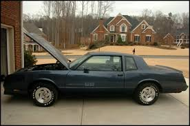 84 Monte Carlo Ss Interior Atl Look Out For Blue U002784 Monte Carlo Ss Nasioc