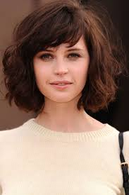 short hairstyles your a list inspiration felicity jones shorts
