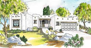 pueblo style house plans pueblo style house plan 72191da architectural designs house