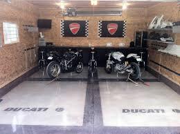 modern elegant design the garage storage interior that has modern elegant design the garage storage interior that has cream wall and white off ceramics