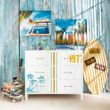 Surf Home Decor by Chest Of Drawers White Surf Deco Pinterest Surf Drawers
