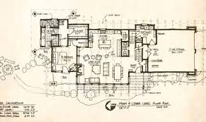Floor Plans For Mountain Homes 17 Spectacular Rustic Mountain Cabin Plans House Plans 47879