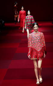 spanish style for spring summer 2015 by dolce u0026 gabbana