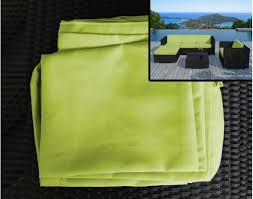 housse canape exterieur coussin pour salon de jardin exterieur idées de décoration