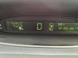 2008 citroen xsara picasso 1 6 hdi vtx 5dr mpv full service