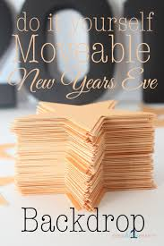 new years backdrop diy new years photo party backdrop