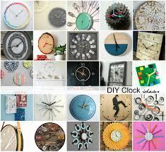 weird clocks diy clock ideas the idea room