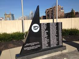 performance lexus kentucky northern kentucky police memorial repaired rededicated in