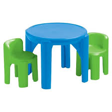 little tikes bench table little tikes bright n bold table chairs target
