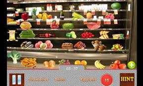 hidden object supermarket game android apps on google play