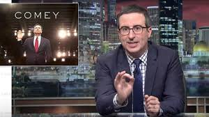 john oliver weighs in on trump u0027s response to comey u0027s testimony
