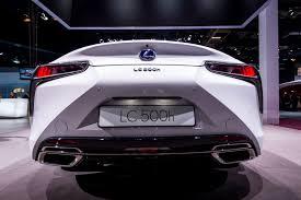 lexus lc 500h uk paris motor show 2016 lexus highlights lexus