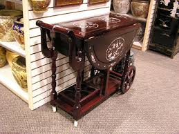 dining room serving carts dining room serving cart with wheels