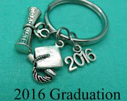 graduation keychain personalized graduation gift custom keychain high school