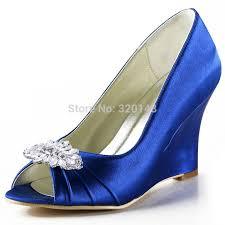 online get cheap blue green women dress shoes aliexpress com