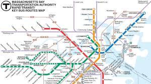map of boston subway map boston subway my