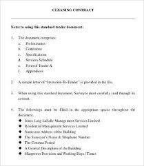 business contract example 12 business contract templates free