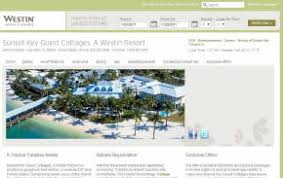 Westin Sunset Key Cottages by Key West Resorts Information Clyde U0027s Key West