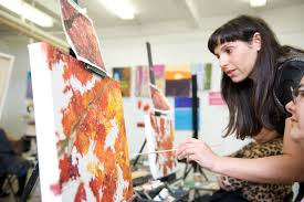 Make Up Classes In Chicago Best Painting Classes In Nyc For Beginners Or Actual Artists
