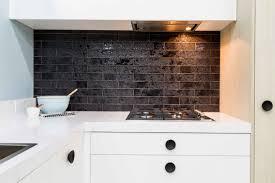 laminex design hub has sponsored this kitchen to create a vintage