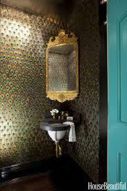 entrancing 30 metallic bathroom design decorating design of