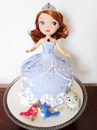 sofia the cake sofia the doll cake the busy spatula